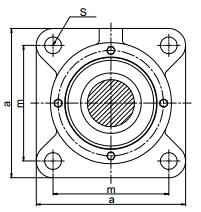 FCM517 split housing – Find bearing net