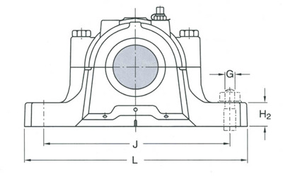 SNL207 plummer block housing – Find bearing net