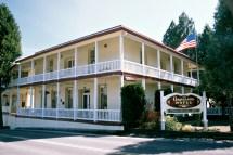 1849 California Gold Rush Hotels