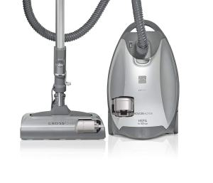 Kenmore Elite 21814 Canister Vacuum Cleaner Review