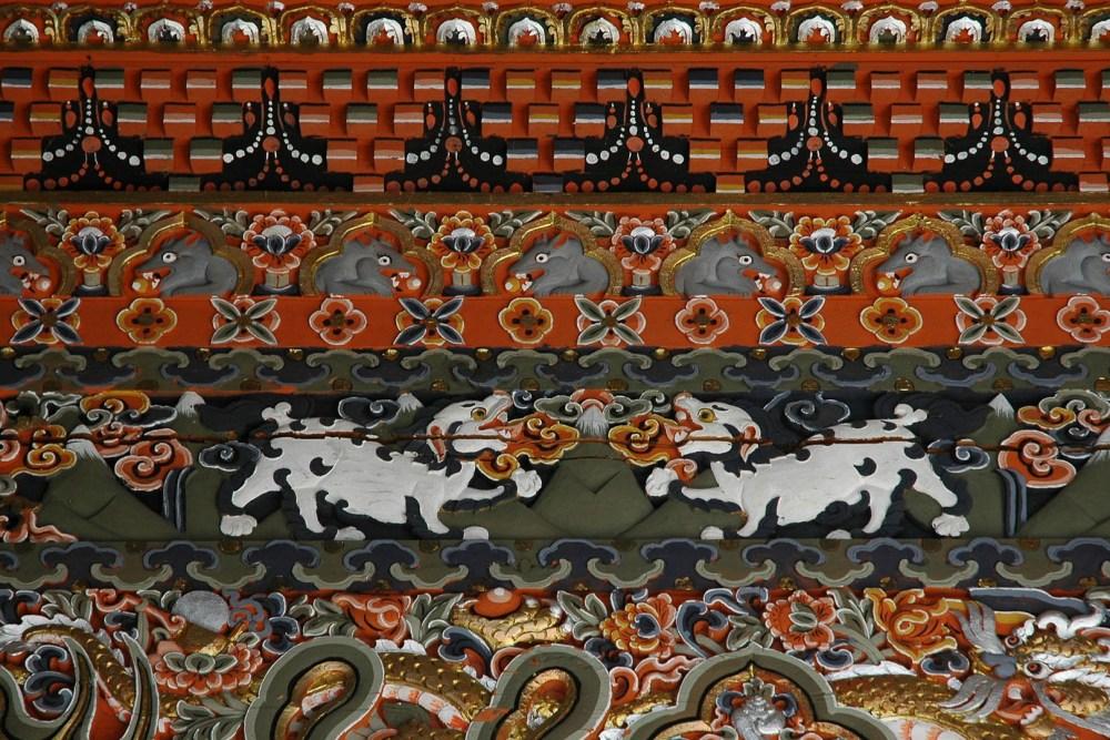 Bhutan House Design