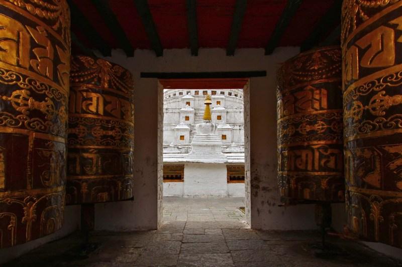 Chorten Kora Bhutan Travel