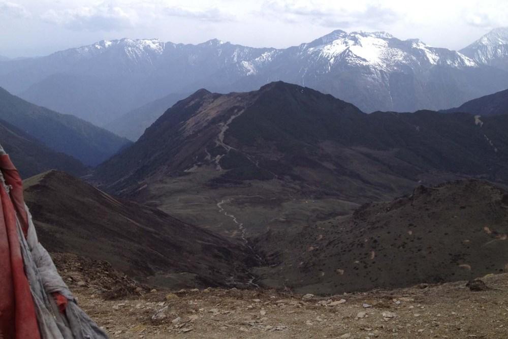 Trekking Trails in Bhutanese-himalayas