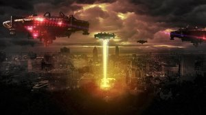 photo manipulation, alien, foreign