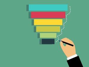 sales funnel, marketing, plan