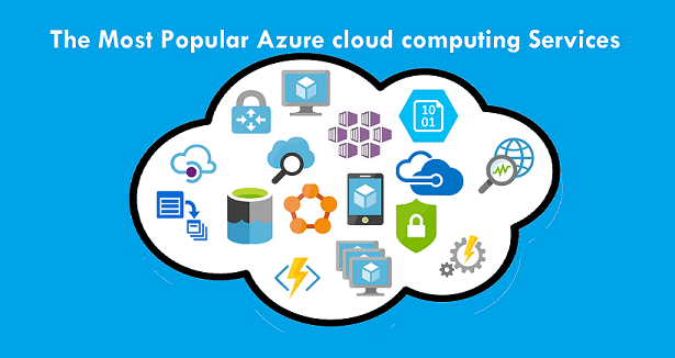 The Most Popular Azure Cloud Computing Services | Azure Guide