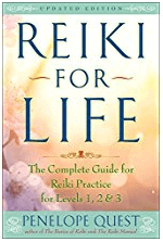 How to become a Reiki Master book