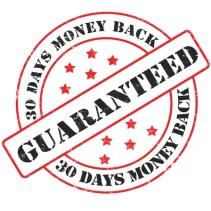 online course 30 days money back guarantee