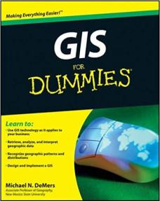 Best Books to Learn GIS