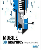 Books Mobile 3D Graphics with OpenGL ES and M3G