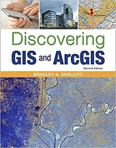 best books to learn GIS and ArcGIS