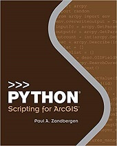 books to learn Arc GIS with python