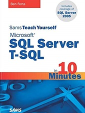 Microsoft SQL Server T-SQL guides