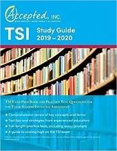 best TSI Exam Prep Books