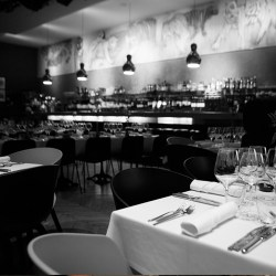 Romantisk middag - Café Hack