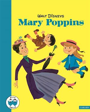 Mary Poppins-Disney-Bog
