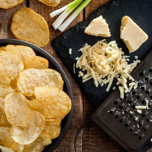 Chips - Cheddar & Spring Onion