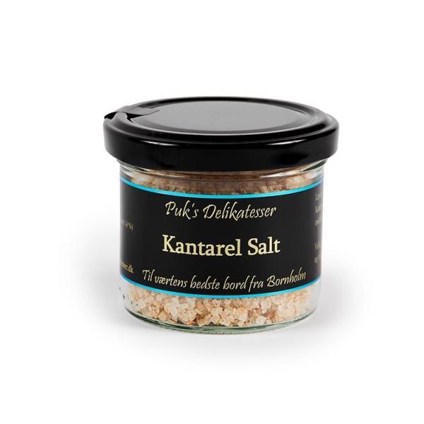 Kantarel Salt
