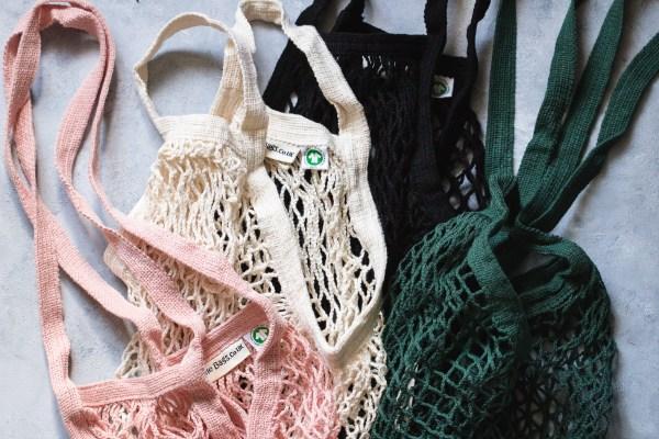 String bag indkøbsnet