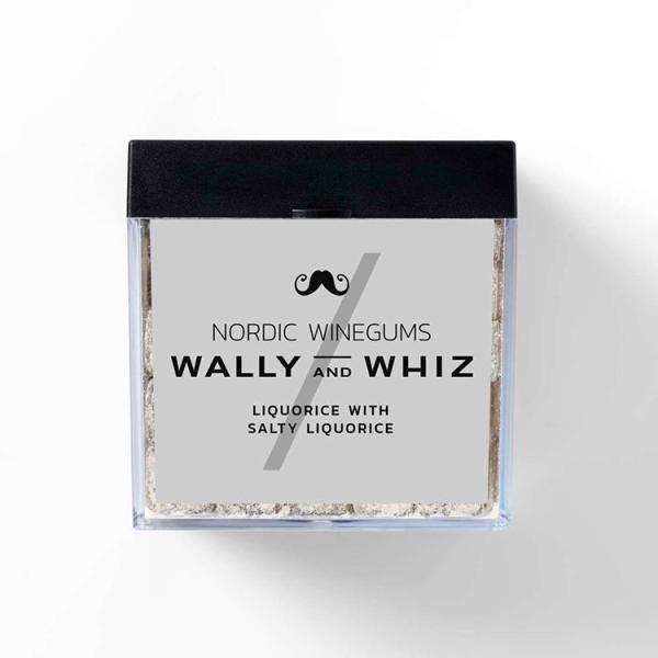 Wally & Whiz Lakrids - Salt lakrids