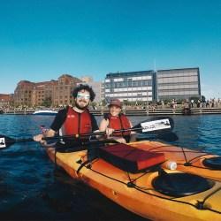Citytur i København med Kayak Republic