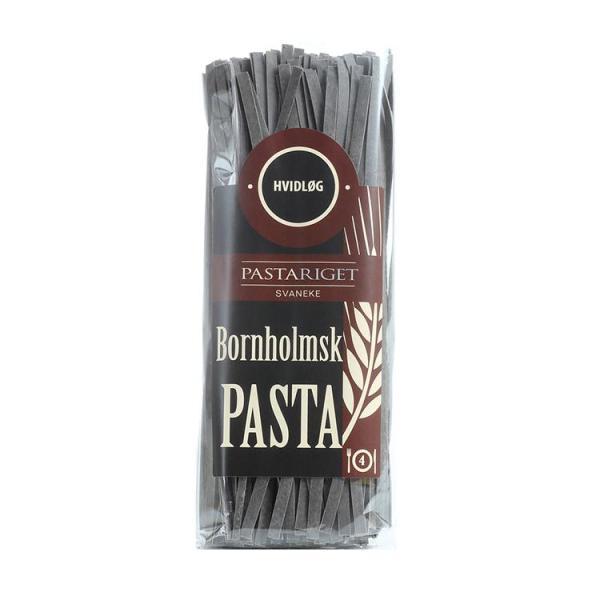 Sort Hvidløgs Pasta, Pastariget Bornholm