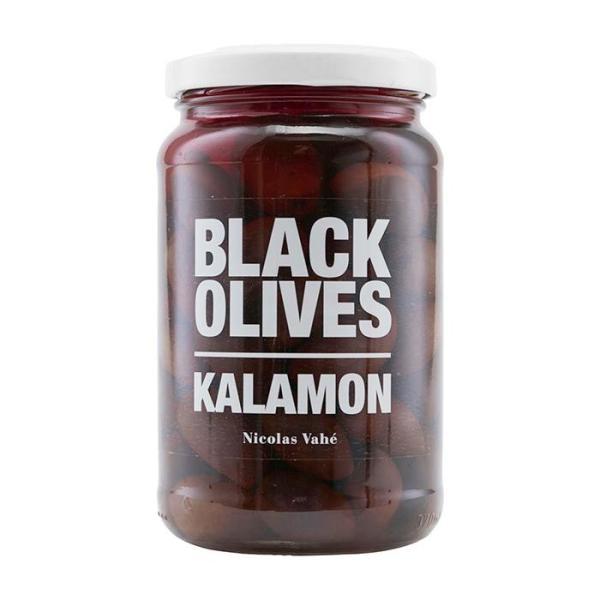Sorte Kalamon Oliven - Nicolas Vahé
