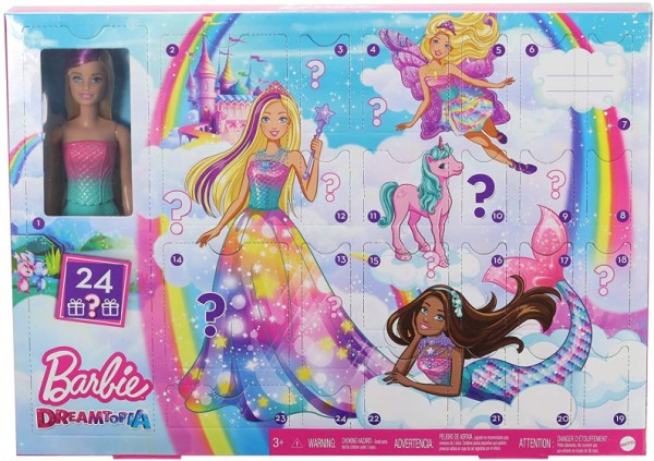 Barbie - Julekalender