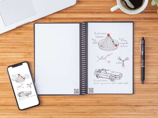 Rocketbook Everlast Notesbog Mini