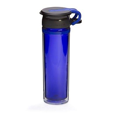 WOW - Sport Bottle Tritan 600 ml - Indigo/Sort