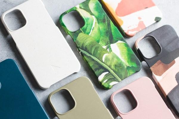 Komposterbart cover iPhone 12 mini