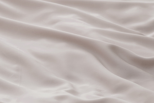Bambus kuvertlagen 180x210 beige/rosa