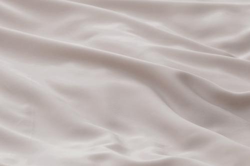 Bambus kuvertlagen 90x210 beige/rosa