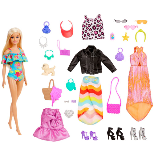 Barbie julekalender - Day-to-Night