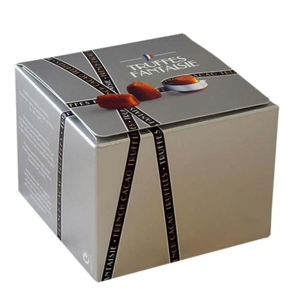 Franske Chokoladetrøfler - Karamel & Salt