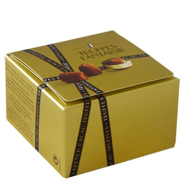 Franske Chokoladetrøfler - Klassisk (Lille)