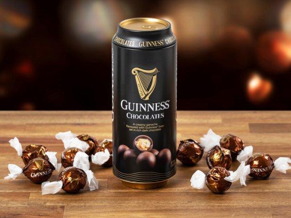 Guinness Trøfler i Dåse