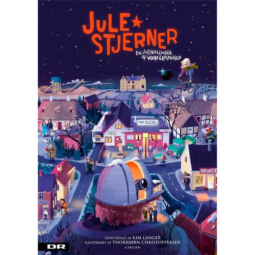Julestjerner - Julekalender - Indbundet