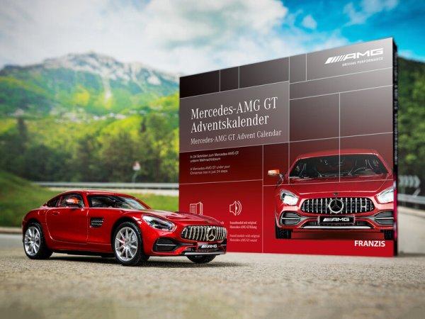 Mercedes-AMG GT Julekalender