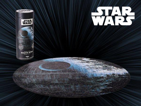 Star Wars Death Star Dobbeltsidet Puslespil