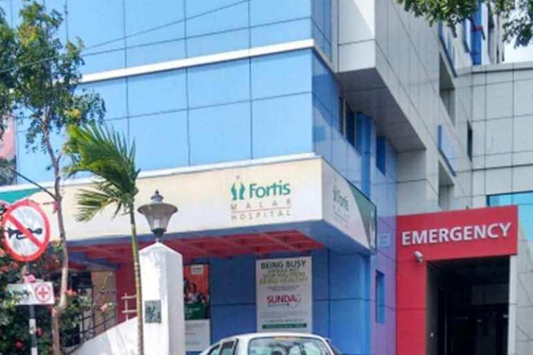 fortis malar hospital doctor's list