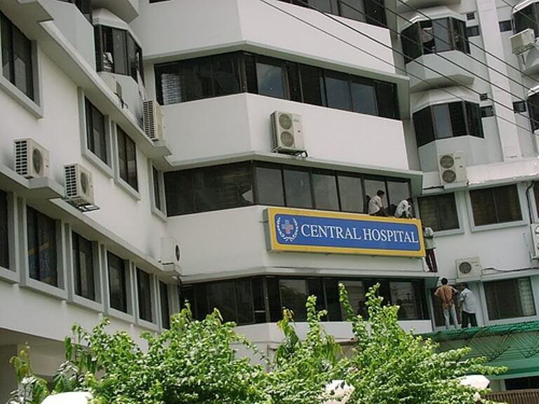 Central Hospital Dhaka