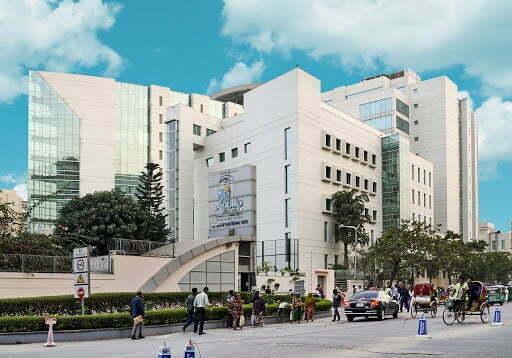 Evercare Hospital Dhaka