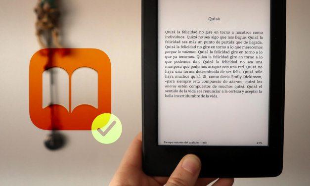 Eligiendo un formato de libro electrónico