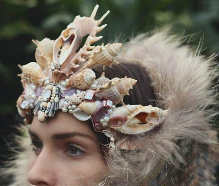 Mermaid Crown