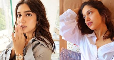 Bhumi Pednekar's makeup-free selfies are giving us major #SkinGoals