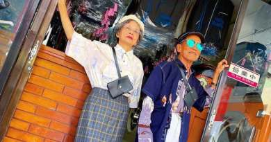 Taiwanese grandparents model abandoned, discarded clothes on Instagram, become viral internet sensations