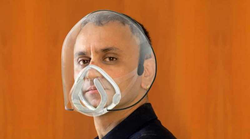 Goa designer comes up with 'multi-mask' for complete protection against Covid-19