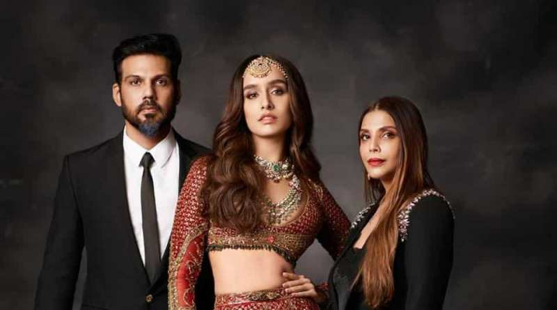 Shraddha Kapoor stops the show for Falguni and Shane Peacock at India Couture Week 2020