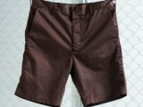 FK-GENUINE SHORTS (BROWN)